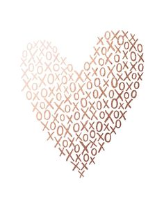 Hugs and Kisses Heart http://rstyle.me/n/we239nyg6