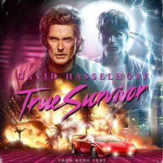 David Hasselhoff - True Survivor-WEB-2015