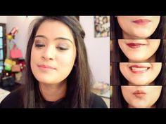 Top 5 Drugstore Lipsticks For Party/Winter Season