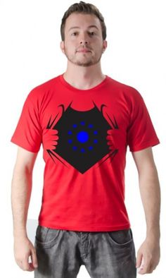 Camiseta Homem de Ferro - Reis Online Camisetas Personalizadas