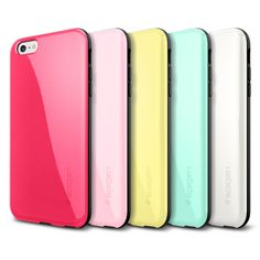 Spigen iPhone 6 Plus Case Capella - Mint