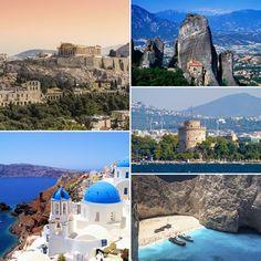 Greece on a budget