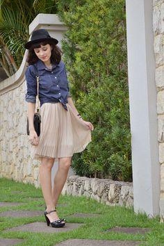 Look One Wish - Blog Ela Inspira - http://www.elainspira.com.br/look-one-wish/