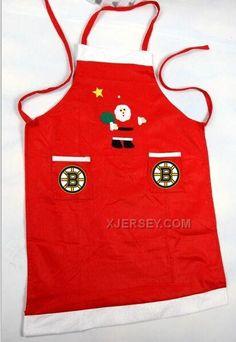 http://www.xjersey.com/bruins-nhl-logo-christmas-apron.html Only$24.00 BRUINS NHL LOGO CHRISTMAS APRON Free Shipping!