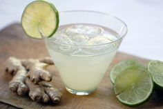 Raise a (non-alcoholic) toast, and do your body a favor! This 4-ingredient Ginger Lime Mocktail is liquid superfood.