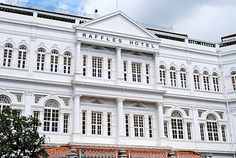 Raffles Hotel Singapore (Photo by Travelmoon/Kate)
