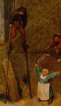 Pieter Bruegel (detail)