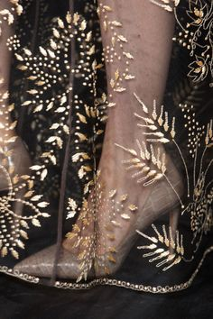 Valentino at Couture Fall 2013 (Details)