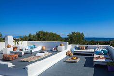 Casinha colorida: Arquitetura e design em Formentera