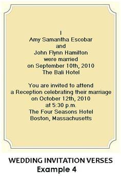 Destination wedding invitation wording jennys wedding pinterest destination weddings wedding reception view source image filmwisefo