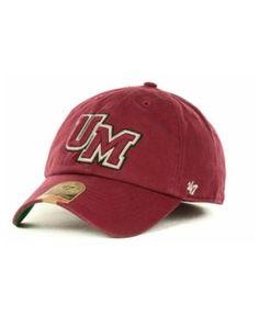 '47 Brand Massachusetts Minutemen Franchise Cap - Red XL
