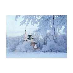 sve70928518 — альбом «Зима. Новогоднее / Клипарт Зима» на... ❤ liked on Polyvore featuring backgrounds, pictures, photos, winter, blue and scenery