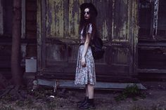 Grunge Style-i wish i could pull this off