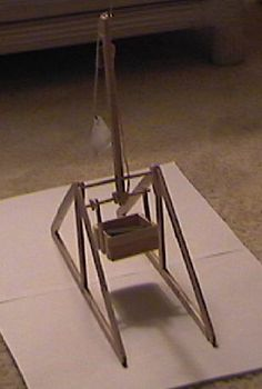 1000 images about dyi creations on pinterest catapult for Cool popsicle stick creations