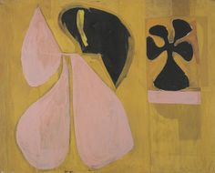 Robert Motherwell, 'Interior with Pink Nude,' 1951, Dedalus Foundation
