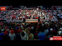 SERIOUSLY THE BEST DONALD TRUMP SPEECH / RALLY YOU WILL EVER SEE! SUNRISE, FLORIDA 2016 HD - YouTube