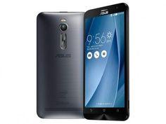 """Smartphone Asus ZenFone 2 32GB Prata Dual Chip 4G - Câm 13MP + Selfie 5MP 5.5"""" Full HD Proc. Quad Core com as melhores condições você encontra no Magazine Sualojaverde. Confira!"""