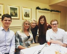 Grandma's 90th birthday with all the grandkids #grandma #birthday #90th #fancymeal @parkfarmhotel : @elliott.tempest Lovely photo glad you all enjoyed the occasion.