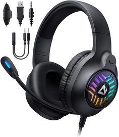 En tant que Partenaire Amazon, je réalise donc un bénéfice sur les achats remplissant les conditions requises. Headset, Sons, Amazon, Headphones, Audio, Games, Background Noise, Foot Pads, Shopping