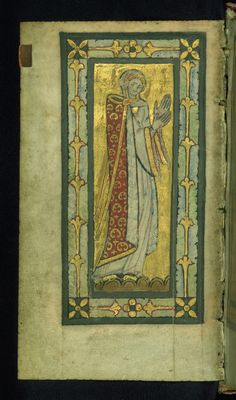 https://flic.kr/p/fvcfBW | Helmarshausen Psalter, Noble lady at prayer, Walters Manuscript W.10, fol. 6v | This small volume of psalms was created for the private use of a noble lady, probably a relative of Duke Henry the Lion (1129-1195). It was made at Helmarshausen, the same monastery that produced the sumptuous Gospels of Henry the Lion, which sold at auction in 1983 for nearly 12 million dollars, making it the most expensive art object sold to that point. This psalter is much smaller…