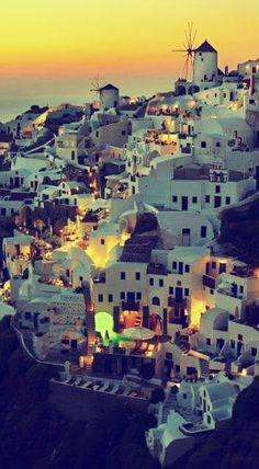 Greece, my dream vacation