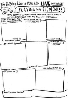 Dan Haycocks - Blog - Unbatondecolle: Lookowwwwwt... Worksheet avalanche.....!! He has some good worksheets about the basics