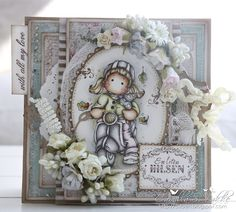 Cards by Camilla: MDUC #162 ~ BINGO ♥