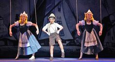 Disney's My Son Pinocchio | Music Theatre Wichita Broadway Rentals