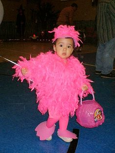 a flamingo. i think it would be cute for a baby