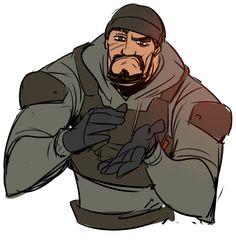 실사구시 — overwatch doodles