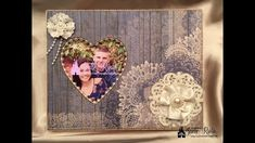 DIY Country Picture Frame & Hop with Crafter's Castle & Paper Wishes