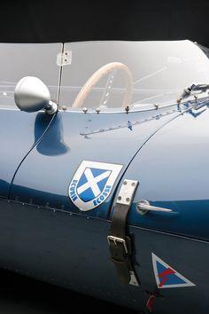 D-Type Jaguar bodywork