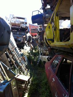 auto disposals - yard #2
