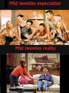 mid twenties