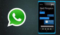 Como baixar WhatsApp para Windows Phone