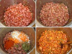 7_frankfurtska-polevka-nasich-babicek Fried Rice, Fries, Ethnic Recipes, Nasi Goreng