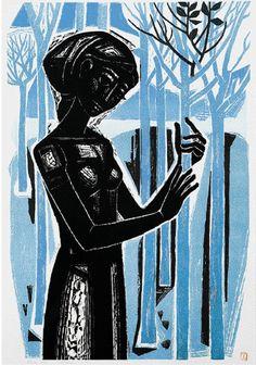 Hellas Inhabitants Of The Shiny Stone: Photo Art And Illustration, Greek Paintings, Anastasia, Greek Art, Wood Engraving, Outsider Art, Gravure, Artist Art, Urban Art