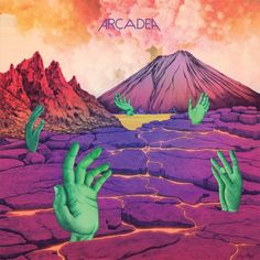 Arcadea Sign With Relapse Records; New Album Out June 16th