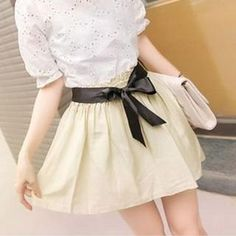 Buy 'Tokyo Fashion – Tie-Waist Pleated Skort' with Free International Shipping at YesStyle.com. Browse and shop for thousands of Asian fashion items from Taiwan and more!