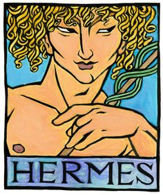 That sly expression is perfect for Brix! (Hermes by Thalia Took.)