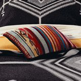 Chimayo Garnet Jacquard Pillow