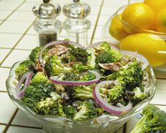 Brocolli Salad - from Vesey's seed company plus other recipes Brocolli Salad, Broccoli Recipes, Other Recipes, Salads, Healthy Recipes, Seasons, Vegetables, Food, Drink