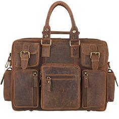 829d7f7500fd XXL Ledertasche zum Umhängen  Wunderschöne Vintage Tasche vom jungen  Markenhersteller. Jetzt hier bestellen!