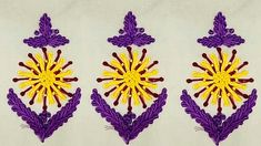 Hand Embroidery: Pistel Stitch Flower Embroidery With Long French knots