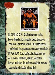 Trastos de Bruja: El Diablo