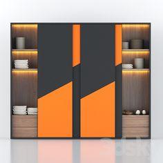 Wardrobe Laminate Design, Wall Wardrobe Design, Sliding Door Wardrobe Designs, Wardrobe Interior Design, Bedroom Furniture Design, Wardrobe Doors, Bright Dining Rooms, Very Small Bathroom, Bedroom Cupboard Designs
