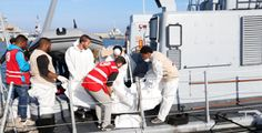 Over 30 Migrants Dead 200 Rescued Off Libyan Coast Today