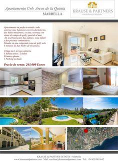 Piso en la quinta golf Málaga, MARBELLA www.cdtonline.es