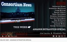 Feb 24 2020 Assange Extradition Special (DAY 1 of hearing) NOTE: There is a small Part 2 to this episode Journalism, Special Day, Note, Journaling