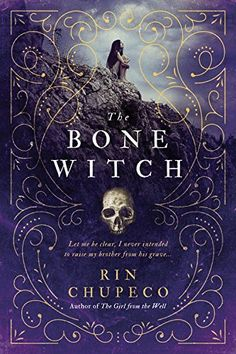 The Bone Witch by Rin Chupeco is the perfect YA book to read next if you like Harry Potter.